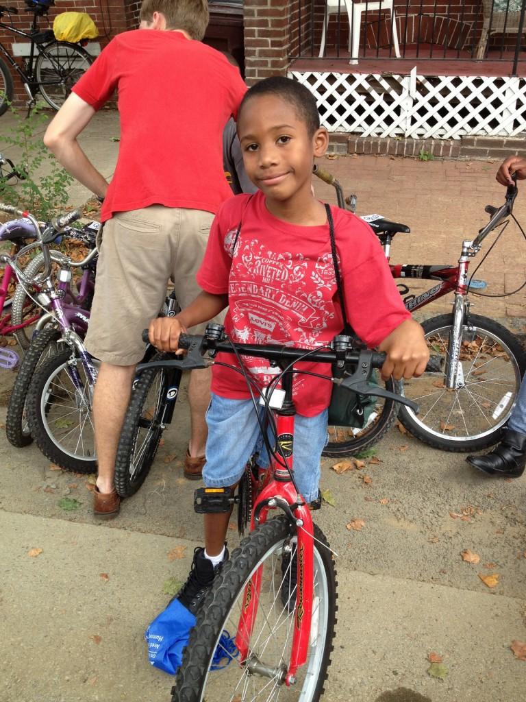 Bike Donations Urban Bike Project