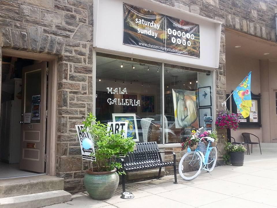 Mala Galleria Storefront