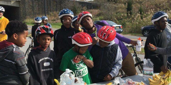 Crisp Classic youth riders